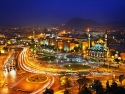 Kayseri at night