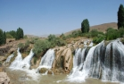 Waterfall of Berkri