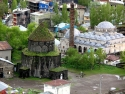Kars - church and mosque