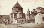 Kars cathedral in the past