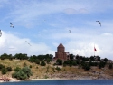 Akhtamar Island and the church