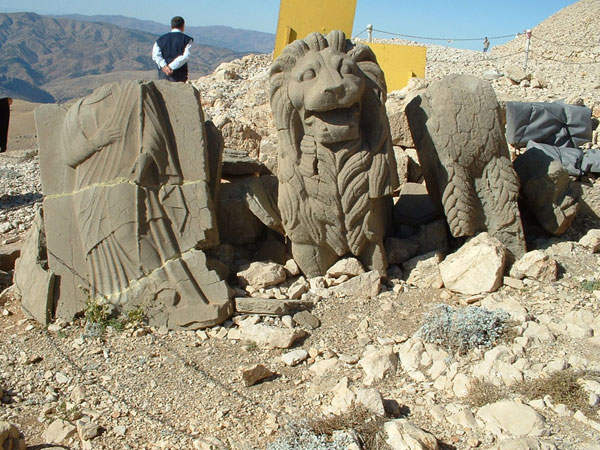 mount nemrut how to get there